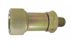 JB USE FOR INDUSTRIAL DOUBLE SHUT-OFF QUICK COUPLING