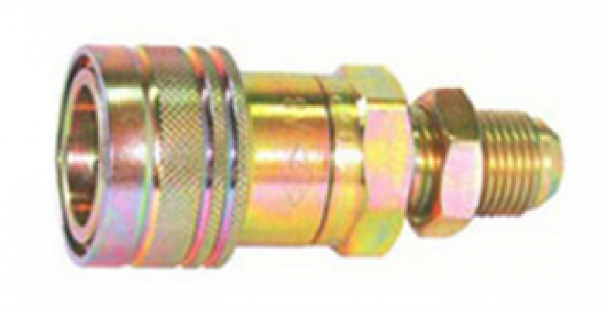 CPV-CNV USE FOR INDUSTRIAL DOUBLE SHUT-OFF QUICK COUPLING