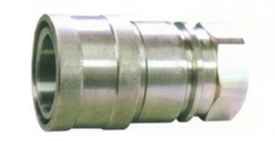 HD TYPE LARGE FLOW CLOSE TYPE QUICK COUPLING