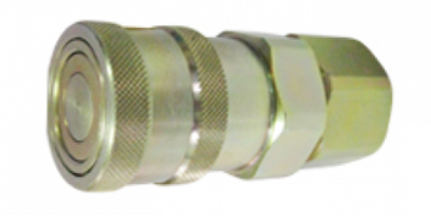 FN TYPE FLAT FACE QUICK COUPLING